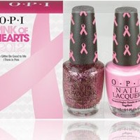 OPI Pink of Hearts 2012