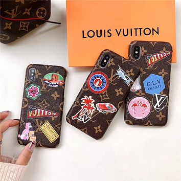 Louis Vuitton LV iPhone case