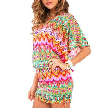 Luli Fama | South Beach Dress - Sunkissed Laughter