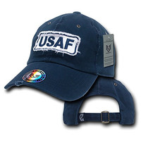 Vintage Military Polo Cap - USAF