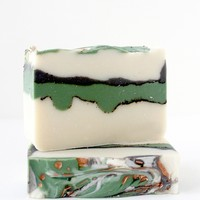 Lumberjack Handcrafted Soap Bar