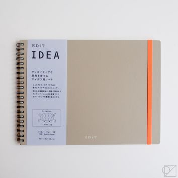 Mark's EDiT Ideation Notebook Greige