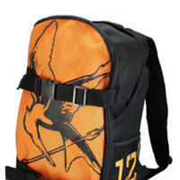 The Hunger Games District 12 Tribute Backpack