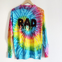 Small Rainbow Rad Shirt