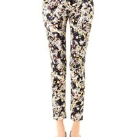 Sidney Sullivans printed trousers | Erdem | MATCHESFASHION.COM
