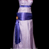 Grecian Princess Custom Costume