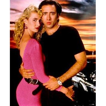 Wild At Heart Movie poster Metal Sign Wall Art 8in x 12in