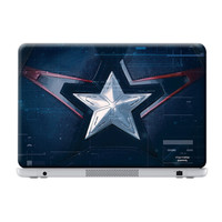 Captain America - Suit up Captain - Skin for Sony Vaio E11