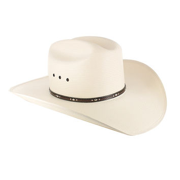 George Strait by Resistol Kingman 10X Straw Hat