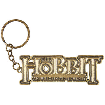 The Hobbit - Logo Keychain