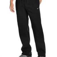 Nike Men's Classic Fleece Open-Hem Sweatpants | macys.com