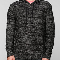 Your Neighbors Marled Hooded Sweater  - Urban Outfitters