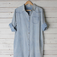 Denise Denim Dress