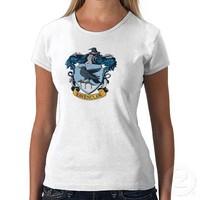 Ravenclaw Crest Tee Shirt from Zazzle.com