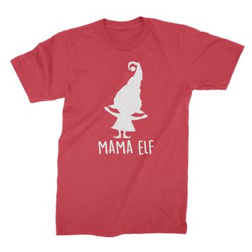 Mama Elf Shirt Christmas Family Elf Shirts Mother Elf Shirt