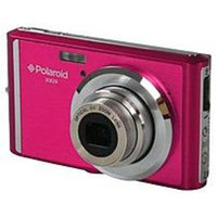 Polaroid IE826-PNK 18.0 Megapixel Digital Camera - 8x Optical Zoom - 2.4-inch LCD Display - Pink