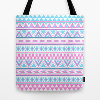 Tribal Creation Tote Bag by Tjc555