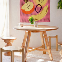 Alzana Dining Table | Urban Outfitters