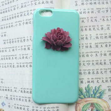 flower, protective case for iPhone 6 iPhone 6 plus iPhone5/s, summer gift hard case,best friends gift,love gift