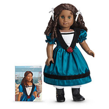 American Girl® Dolls: Cécile Doll & Paperback Book