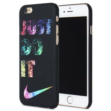 CREYON Day First JUST DO IT NIKE Case for iPhone