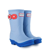 Original Kids Contrast Sole Wellington Boots | Hunter Boot Ltd