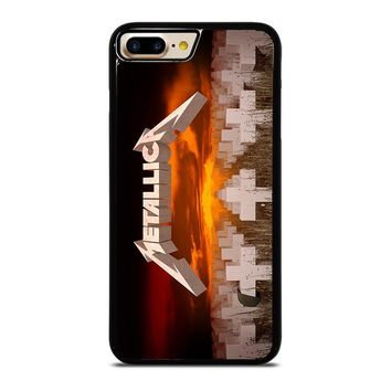 METALLICA MASTER OF PUPPETS iPhone 7 Plus Case Cover