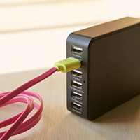 6-Port Home USB Charger Station - Urban Outfitters
