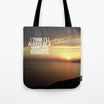 sunset Tote Bag by Easyposters