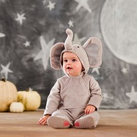 Baby Elephant Costume | Pottery Barn Kids