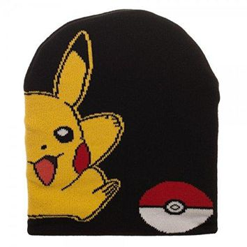 Pokemon Pikachu Beanie by BioWorld