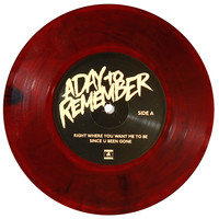 A Day To Remember: Attack Of The Killer B-Sides Vinyl