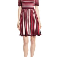 kate spade new york stripe sweater dress | Nordstrom