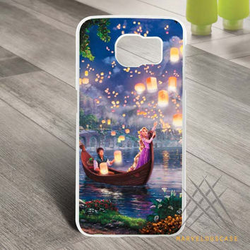 Disney Tangled Lights Art Custom case for Samsung Galaxy