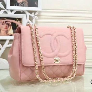 ONETOW GUCCI tide brand ladies fashion bags F-LLBPFSH Pink