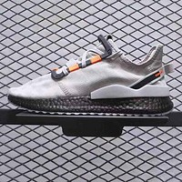 Adidas Nite Jogger Boost Fashion Men Casual Running Sport Shoes Sneakers Grey