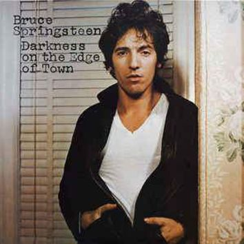 Bruce Springsteen - Darkness On The Edge Of Town (LP, Album, Pit)