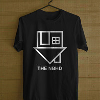 The neighbourhood shirt printed tshirt color white black available men and women