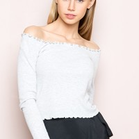 Valerie Top - Tops - Clothing