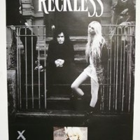 THE PRETTY RECKLESS Taylor Momsen Light me up 22 X 14 POSTER (1347)