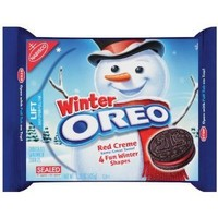 Oreo Winter cookie, 15.35 oz