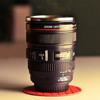 New Camera Lens Creative Cup on Luulla