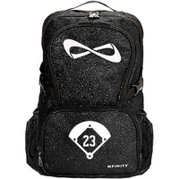 Softball Fan Backpack: This Mom Means Business