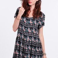 Island Girl Floral Dress By Somedays Lovin