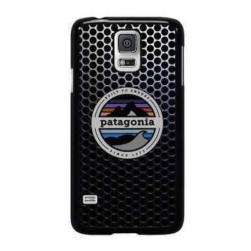 PATAGONIA FISHING BUILT TO ENDURE Samsung Galaxy S5 Case Cover