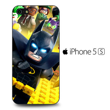 The Lego Batman Robin iPhone 5[S] Case