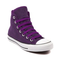 Converse All Star Hi Denim Sneaker, Purple Denim | Journeys Shoes