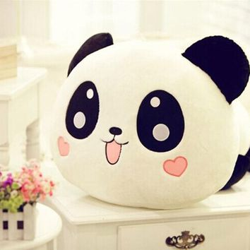 "Unisex Kawaii Mickey Minion New Cute Plush Doll Toy Stuffed Animal Panda Pillow Quality Bolster Gift 20cm 8"" K6952"