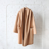 rennes — Lauren Manoogian Capote Coat Tan