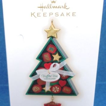 2009 Truffle Tree Hallmark Retired Ornament